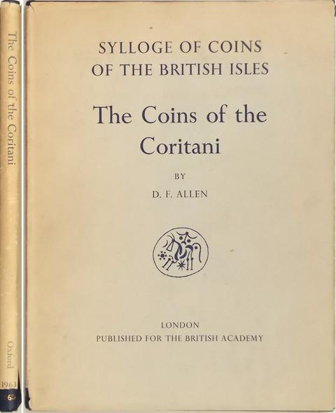 SCBI 3  The Coins of the Coritani