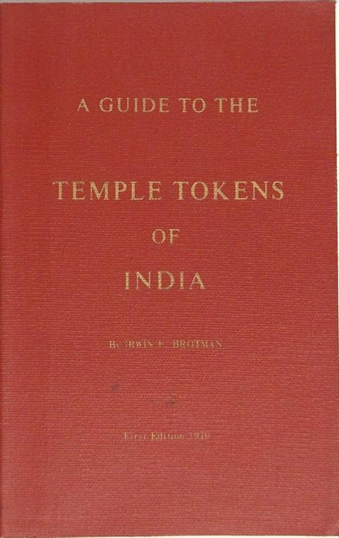 A Guide to the Temple Tokens of India