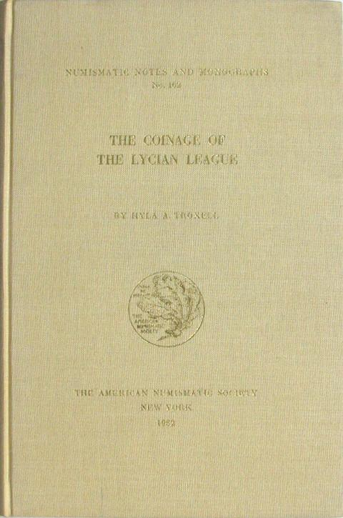 The Coinage of the Lycian League
