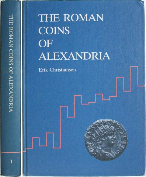 The Roman Coins of Alexandria.  Quantitative Studies