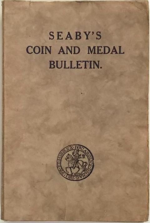 Seaby Coin and Medal Bulletin 1954