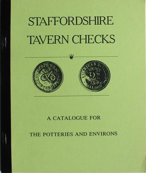 Staffordshire Tavern Checks. A Catalogue for the Potteries & Environs.