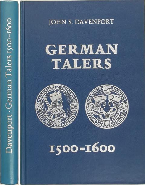 German Talers 1500 - 1600.
