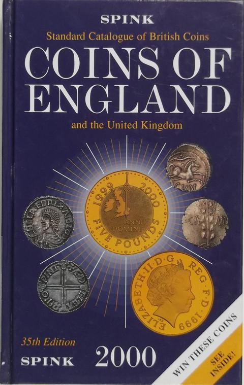 Coins of England & the United Kingdom 2000. Standard Catalogue of British Coins. Spink.