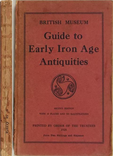 British Museum Guide to Early Iron Age Antiquities