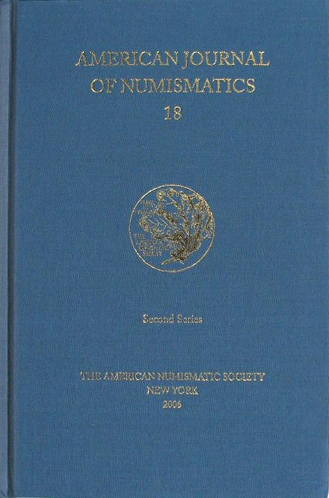 American Journal of Numismatics  Second Series, 18