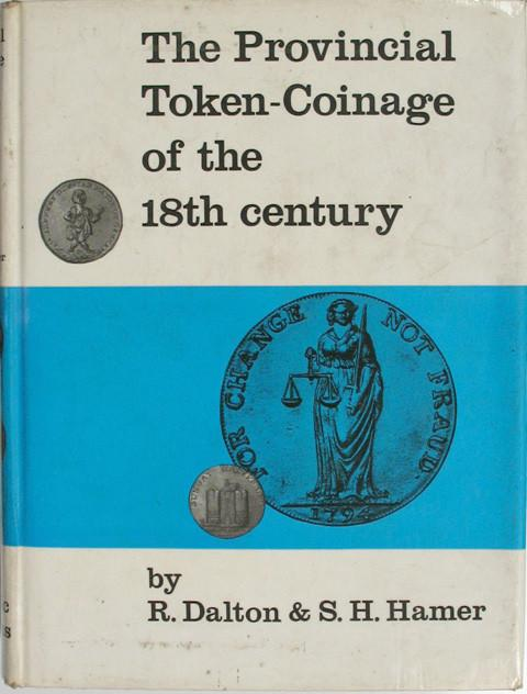 British 18th Century Tokens (Books on)