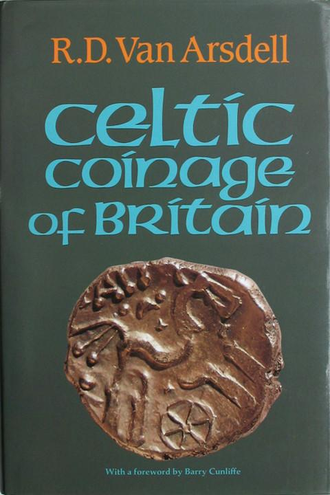 British Celtic Coins (Books on)