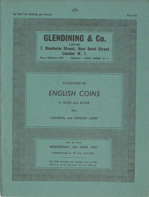 14 Jun, 1967  English Coins