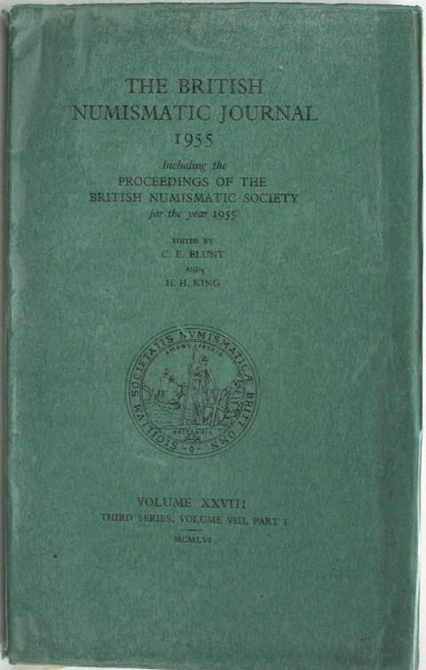 British Numismatic Journal 1955