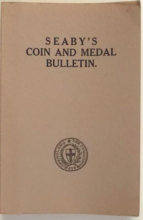 Seaby Coin and Medal Bulletin 1955