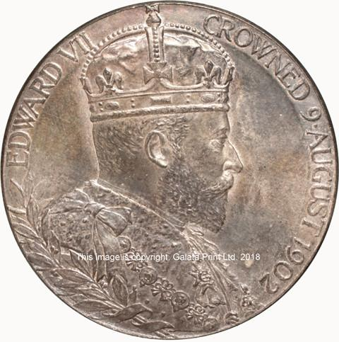 CORONATION of EDWARD VII 1902