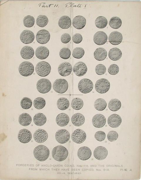 Forgery in Relation to Numismatics.  Part II 1906 and Part II (!) 1907