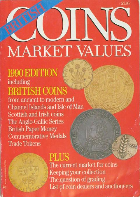 Coins Market Values 1990.