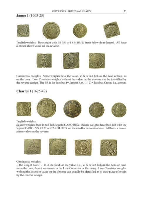 Lions Ships & Angels. The Galata Guide to identifying coin weights.
