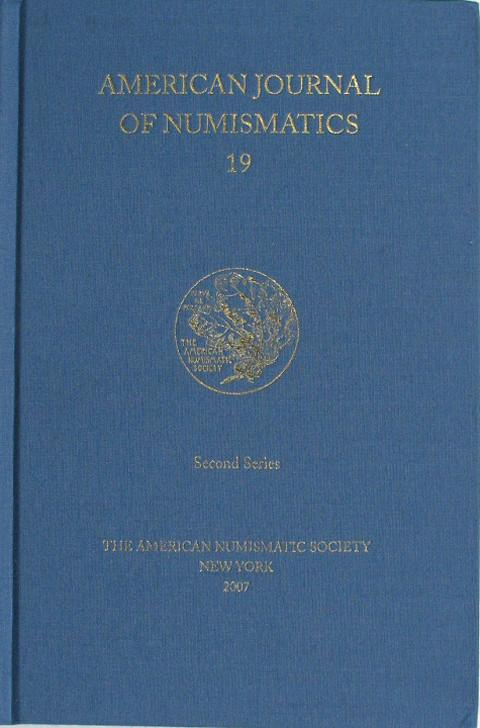 American Journal of Numismatics  Second Series, 19