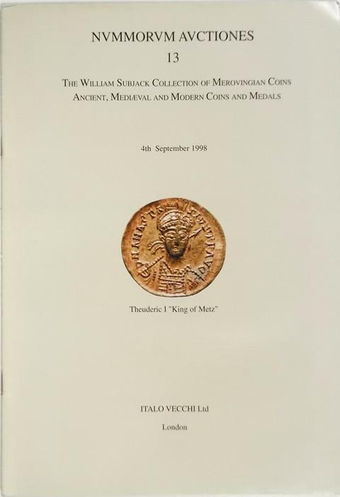 4 sept 1998,  13 - Ancient, Medieval and Modern Coins