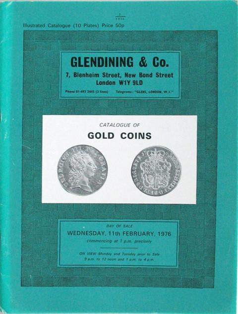 11 Feb, 1976   English gold coins