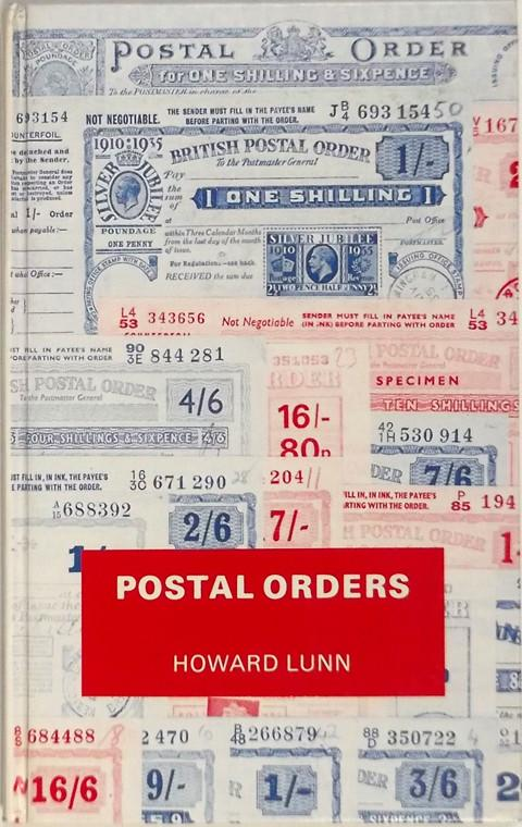 A Guide to the History and Values of British Postal Orders 1881 - 1984
