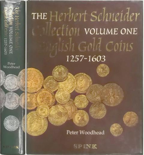 SCBI 47 The Herbert Schneider Collection.  Vol 1.  English Gold Coins 1257-1603.