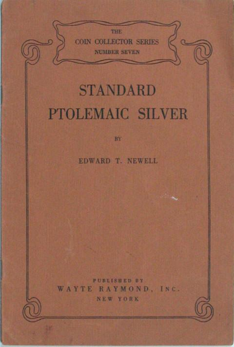 Standard Ptolemaic Silver