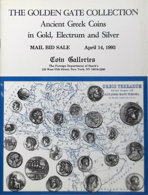 14 April, 1993  Coin Galleries