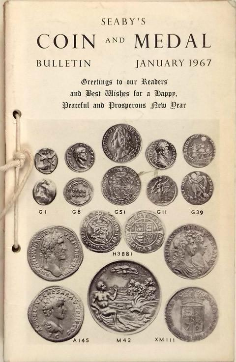 Seaby Coin and Medal Bulletin 1967