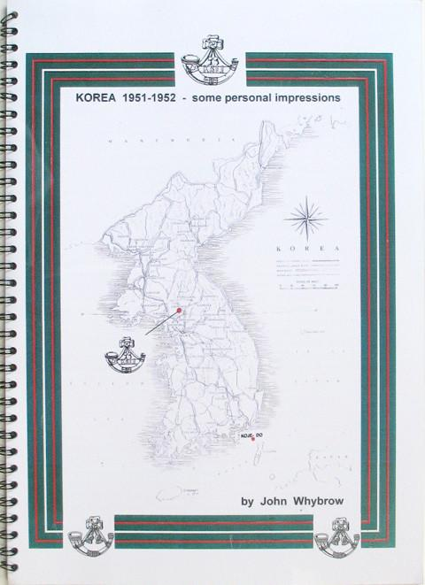Korea 1951-1952 - Some Personal Impressions.