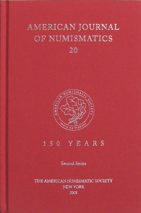 American Journal of Numismatics  Second Series, 20
