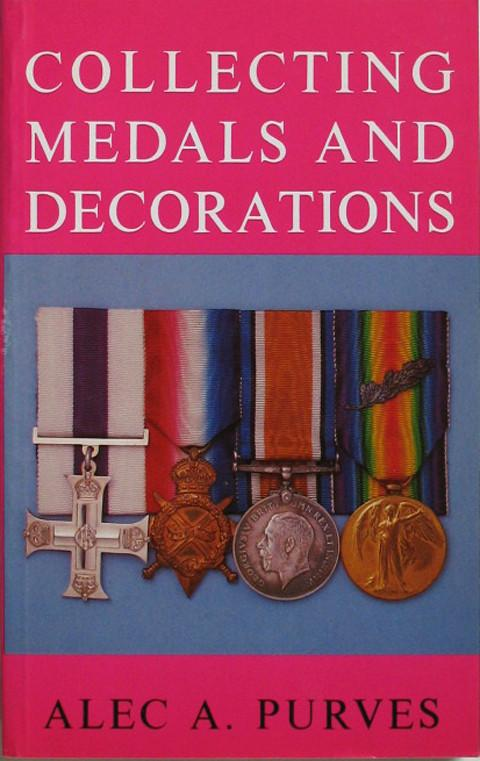 Collecting Medals and Decorations.