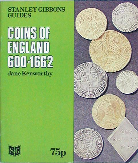 Coins of England, 600-1662