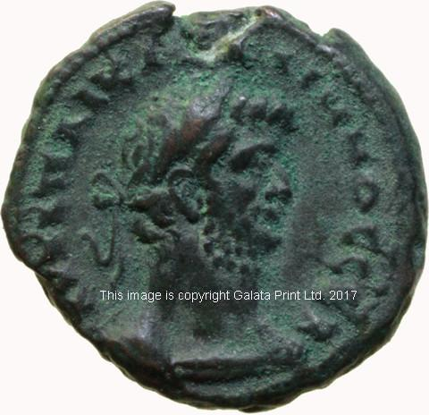 Gallienus, 253-268. Alexandria in Egypt.