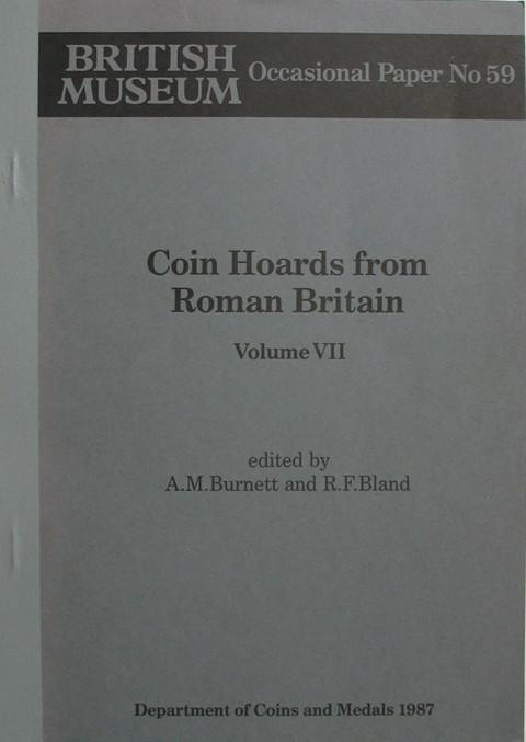 Coin Hoards from Roman Britain. Volume VII.