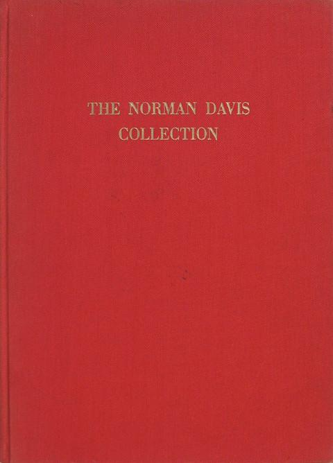 The Norman Davis Collection