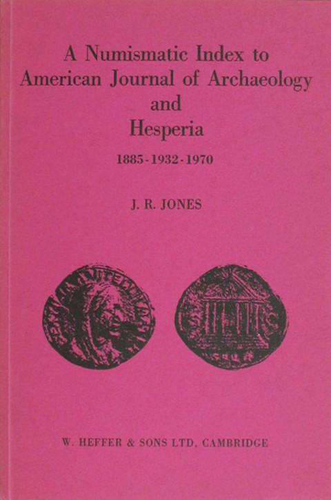 A Numismatic Index to the American Journal of Archaeology and Hesperia (1885-1932-1970)