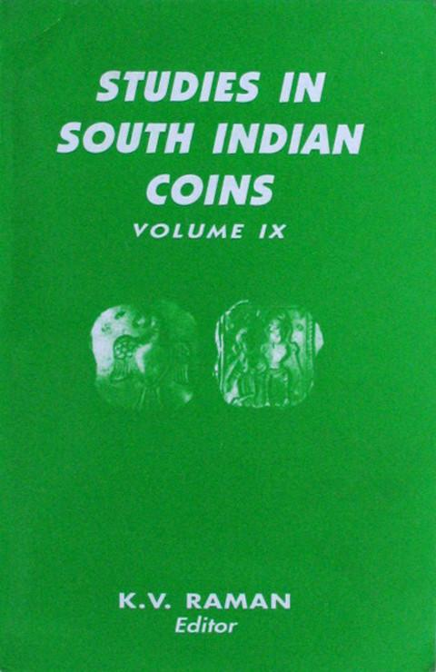 Studies in South Indian Coins Vol. IX.