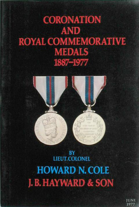 Coronation and Royal commemorative medals 1887-1977