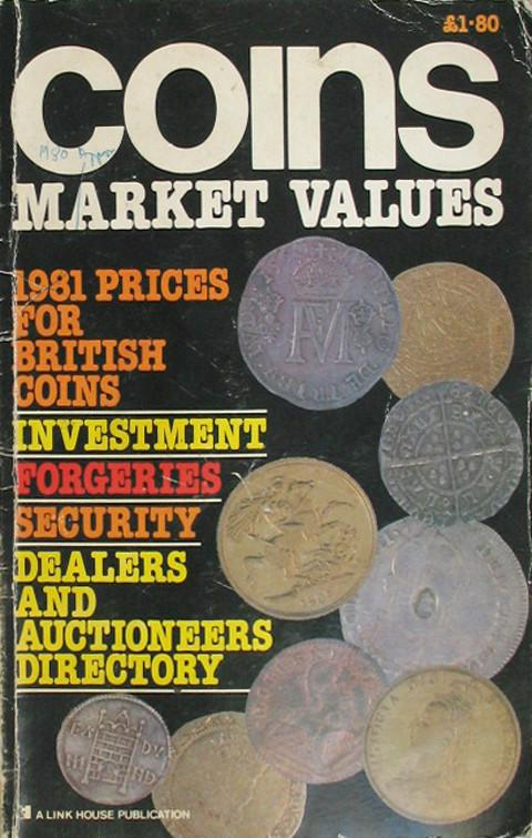 Coins Market Values 1981.