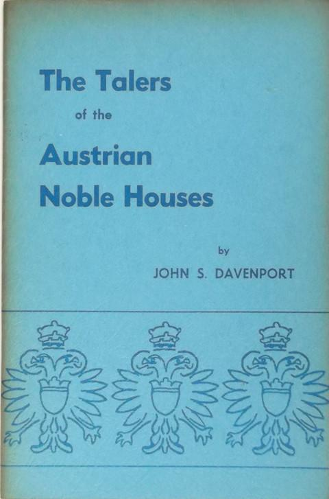 The Talers of the Austrian Noble Houses