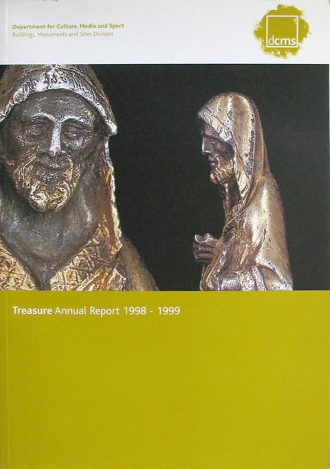 Buildings, Monuments and Sites Division.  Treasure.  Annual Report 1998-99.