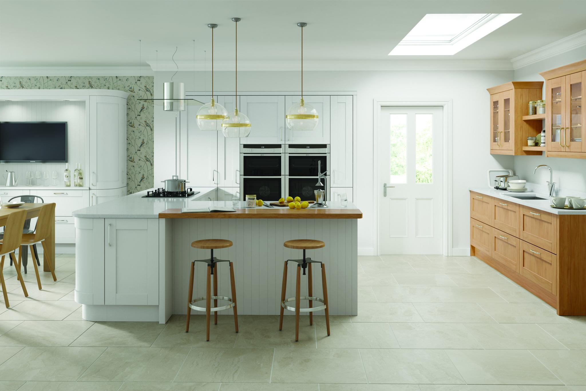 Replacement Kitchen Doors Bespoke Kitchens Cabinets Cupboards Leeds Contemporary Kitchens
