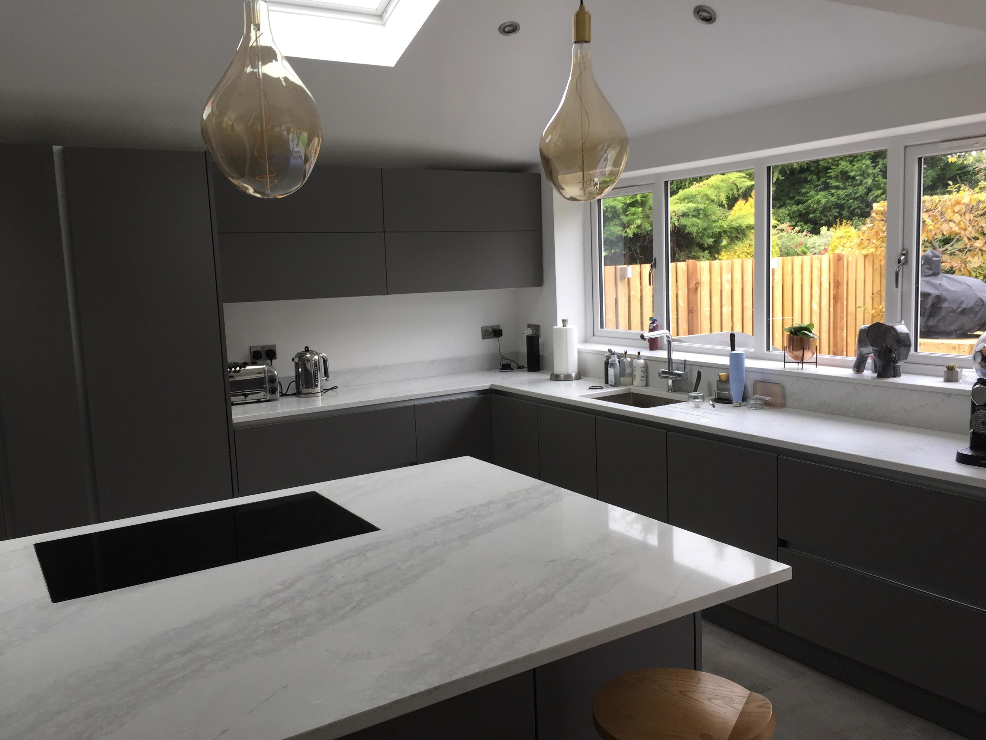 Recently completed Kitchens