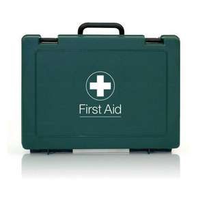 large first aid kit, first aid, safety, ppe