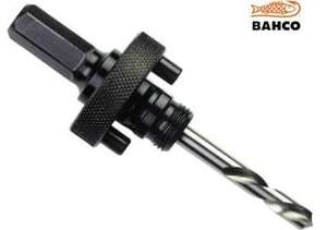 bahco, BAH11152QC, quick change holesaw arbor, 11mm shank, 32mm-210mm,