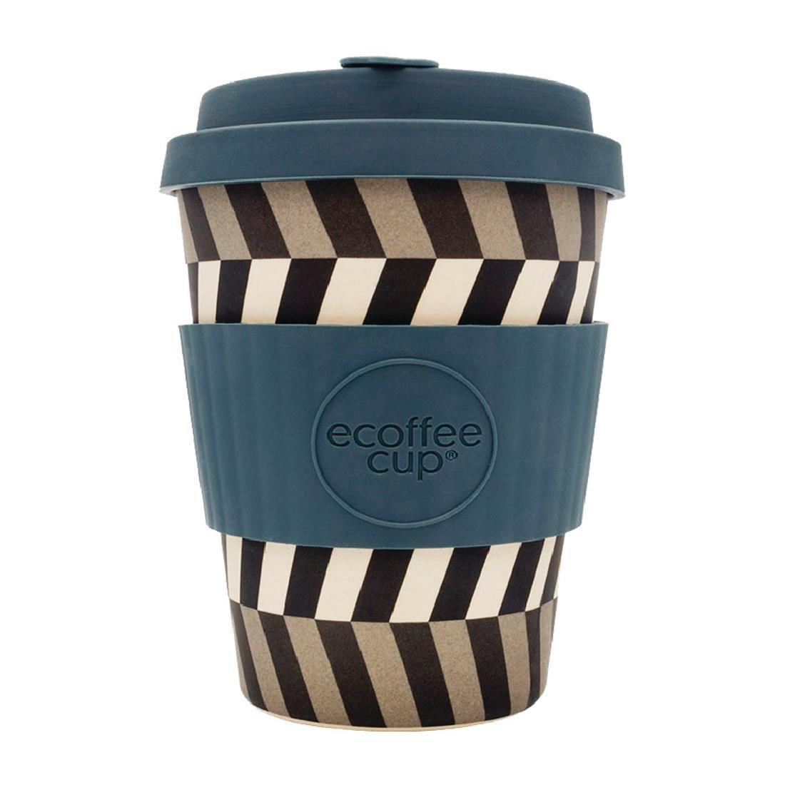 Ecoffee Cup Bamboo Reusable Coffee Cup Look Into My Eyes 12oz - Each - DY488