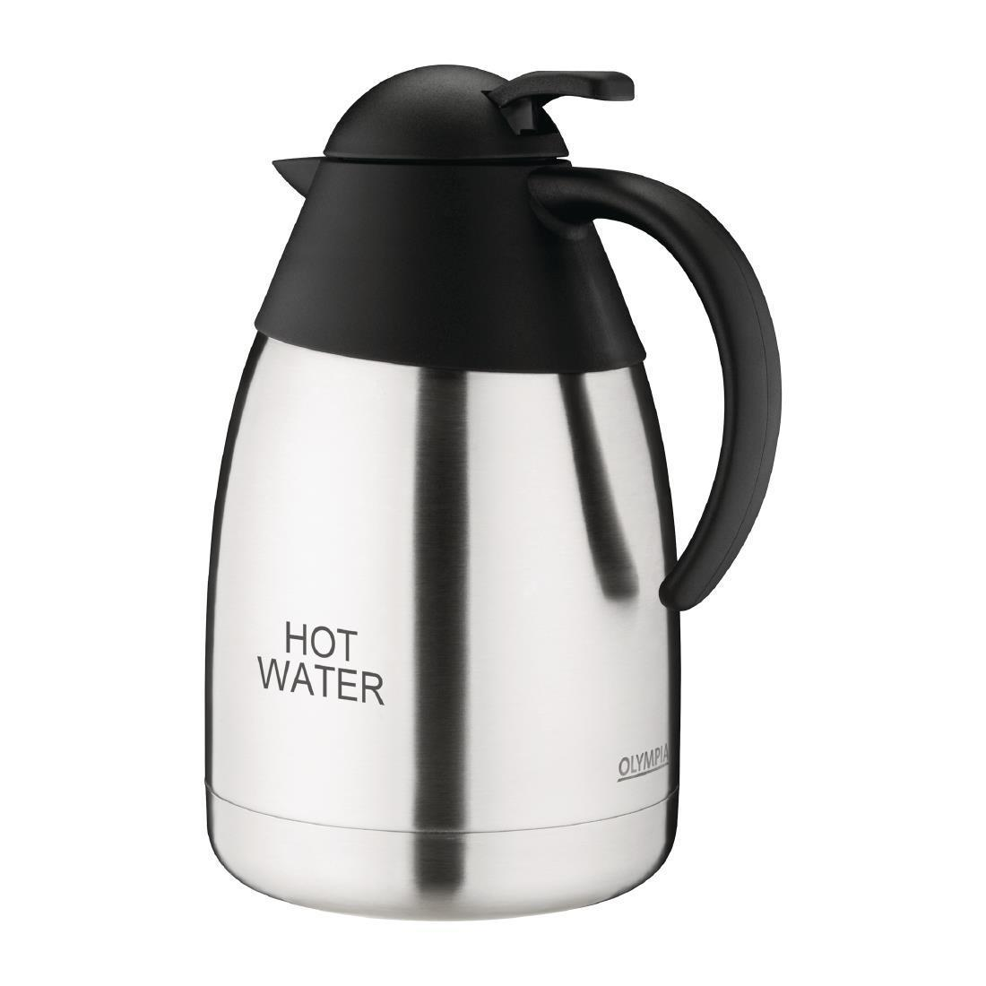 Olympia Insulated Hot Water Jug 1.5Ltr