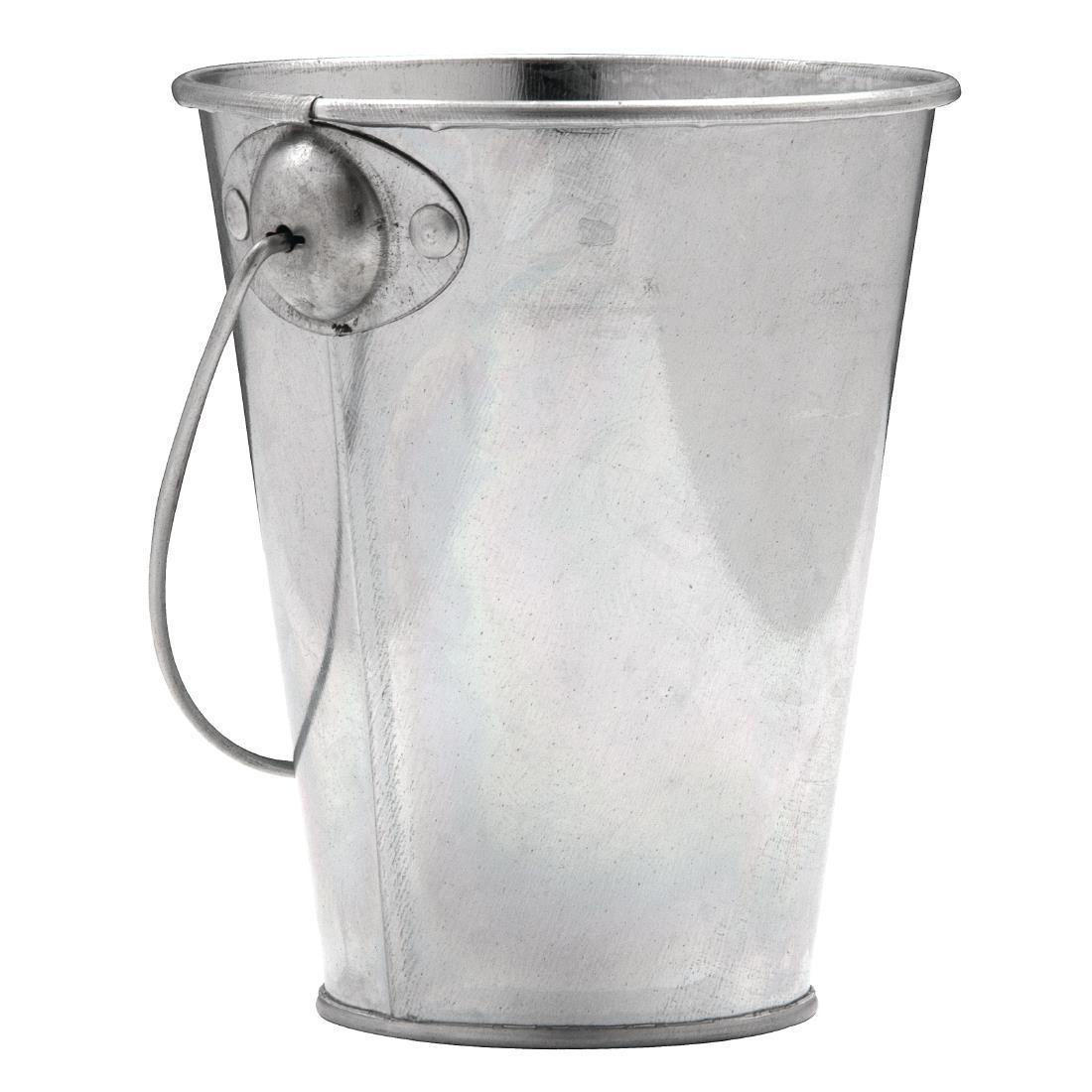 Olympia Mini Metal Food Bucket Tall 95mm