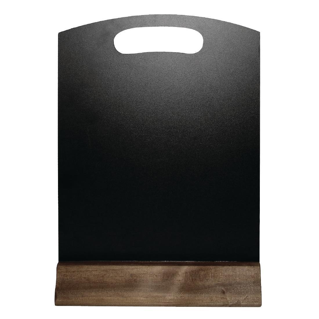 Olympia Freestanding Table Top Blackboard 315 x 212mm