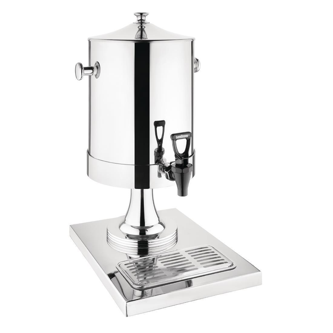Olympia Stainless Steel Milk Dispenser