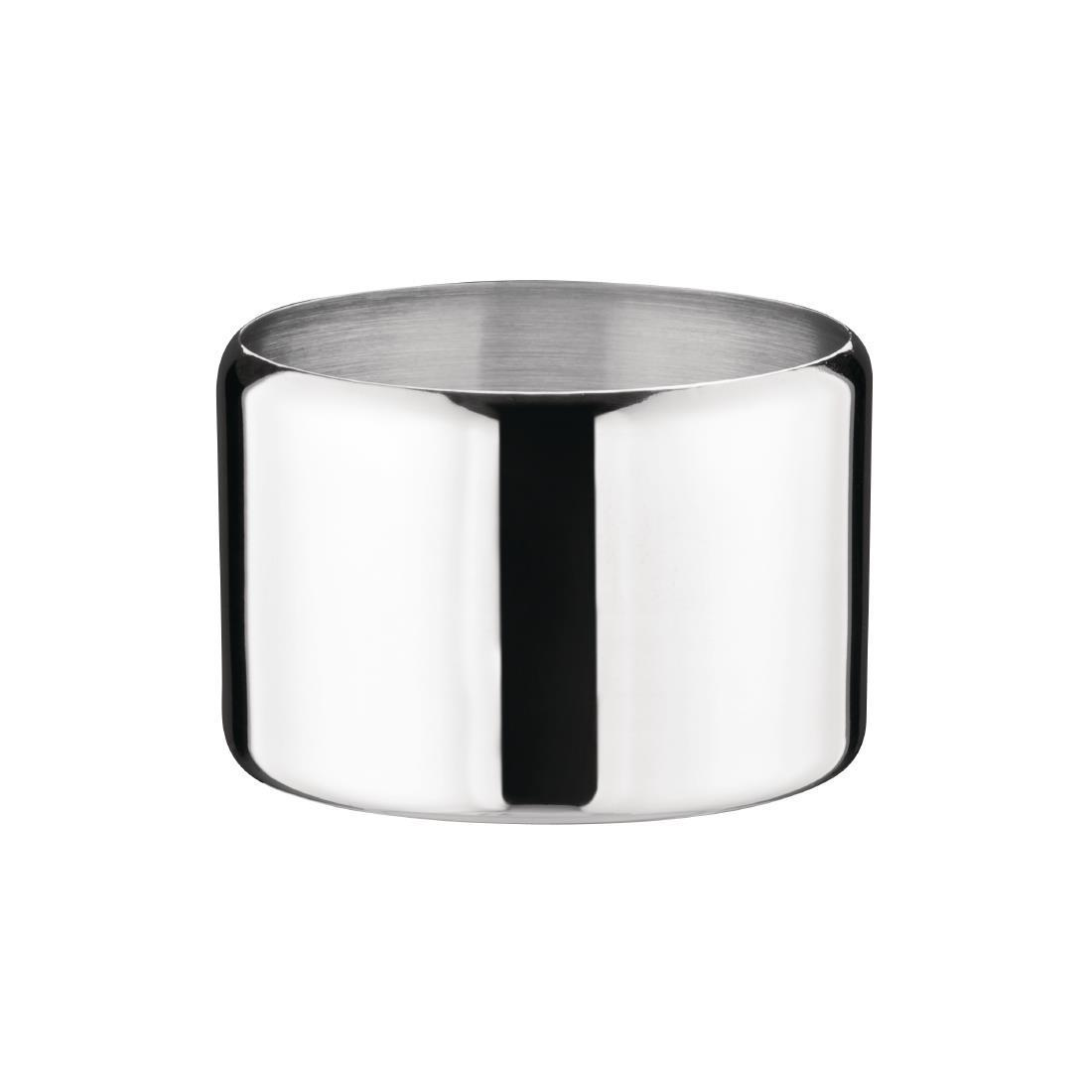 Olympia Concorde Stainless Steel Sugar Bowl 67mm